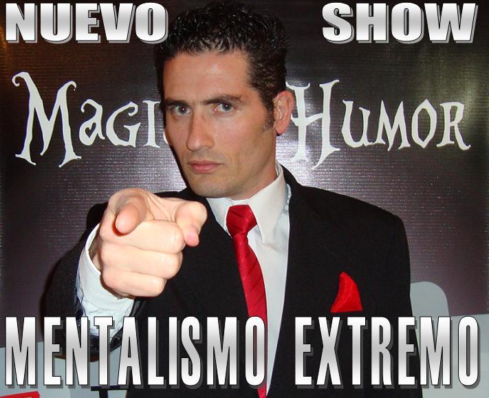 Show de MENTALISMO_1