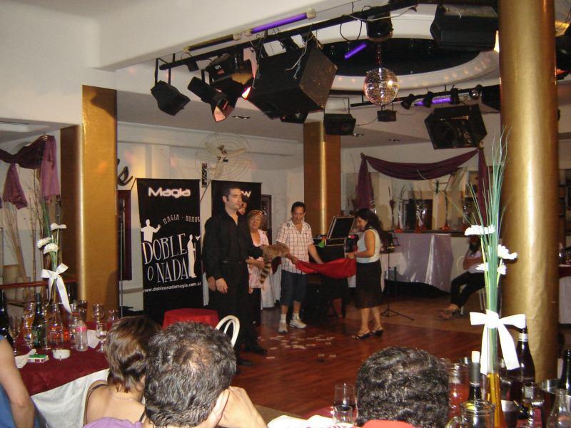 Shows para fiestas
