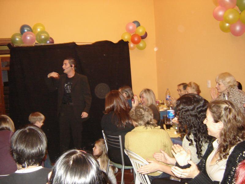 Show de magia para fiestas